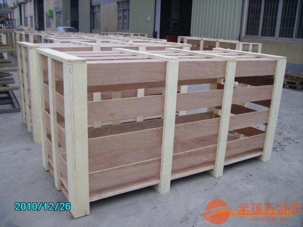 闵行区莘庄镇订做胶合板木箱