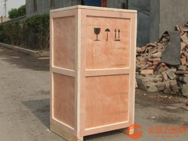闵行区颛桥镇订做胶合板木箱