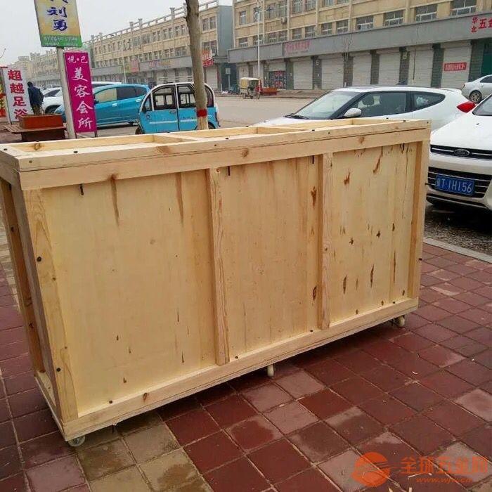 上海木箱包装厂,专业木箱定制