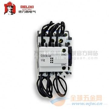 成都德力西电容切换接触器CDC9-43/11 02/20C