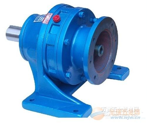 四川销售 BL型单级摆线针轮减速机安装及联接尺寸