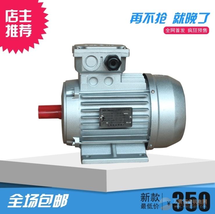 成都 铝合金电机 YS8024/750w 微型电机 品质保证
