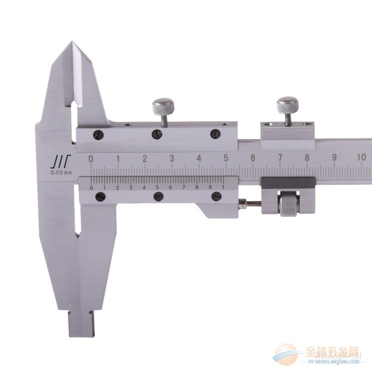 四川成量川牌游标卡尺III型 成都成量量具价格 焊接车刀厂家