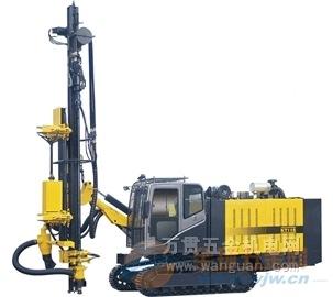 四川成都 KT11S整体式露天潜孔钻车 厂家直销