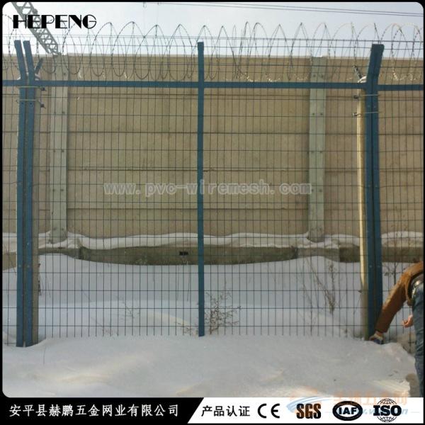铁路8001隔离栅 铁路防护网框网围栏