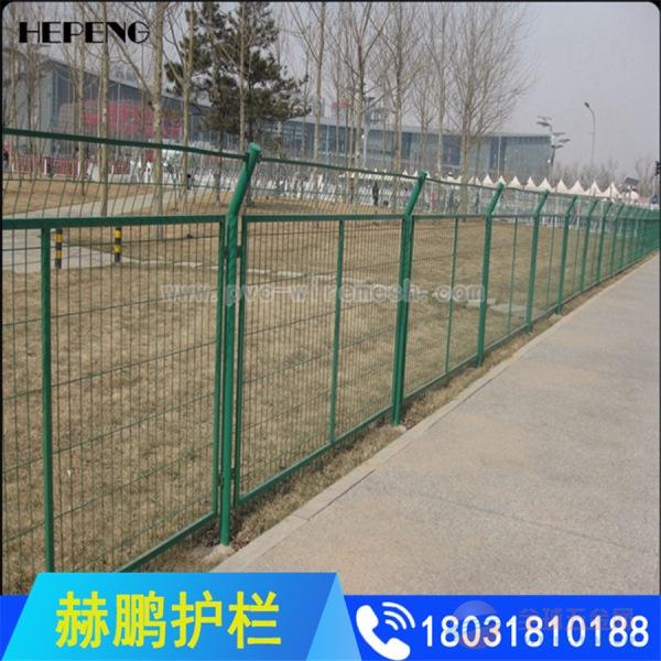 铁路护栏网 公路防护边框隔离网 各种规格加工定做