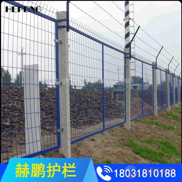 铁路护栏网-通线8001铁路防护栅栏生产厂家