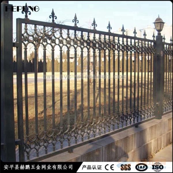 小区锌钢防护围栏 各种规格齐全 各种尺寸均可定做