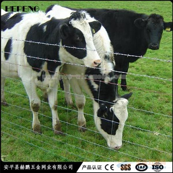 草原牛栏网防护栏