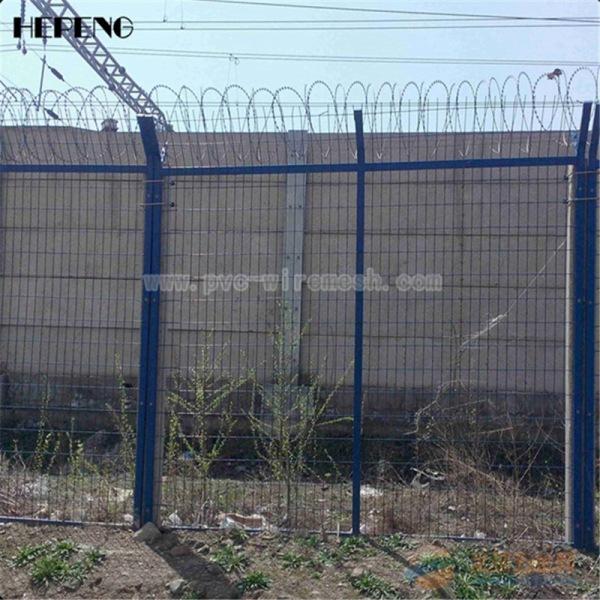 铁路隔离栅 铁路围栏网 铁路防护栏 铁路封闭围栏网