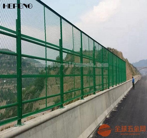 桥梁安全防护网 桥梁防护网 防抛网 桥梁防抛网