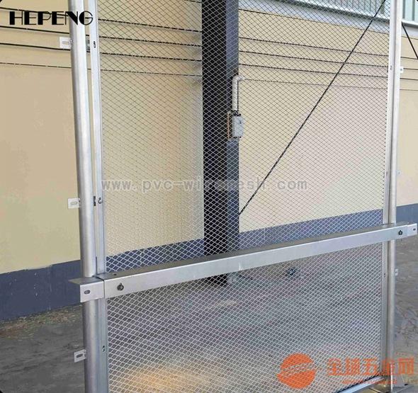 防抛网 桥梁防护网 桥梁安全防护栏 防抛护栏网