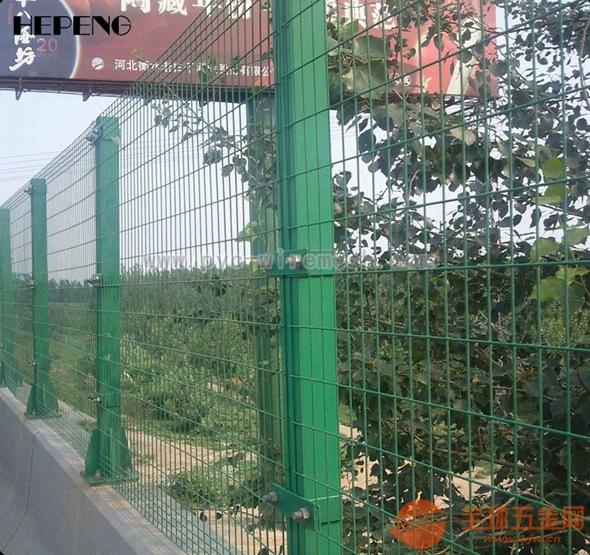 桥梁防抛护栏网