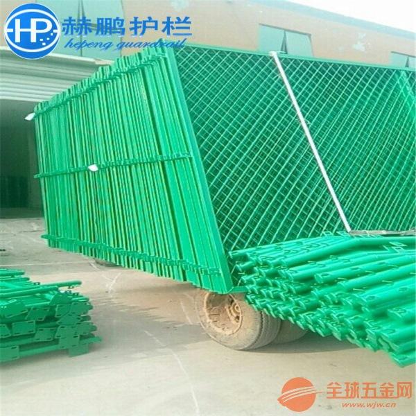 框架式防攀爬护栏网 基本说明产品特点参数规格适用范围