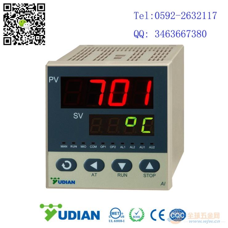 宇电_AI-701显示报警仪_单路测量显示表_巡检仪