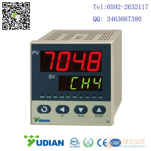 厦门宇电 AI7048D5J1J1 多路PID温控器