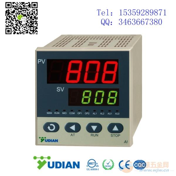 YUDIAN AI-808AX3L0S4 宇电高性能温控器