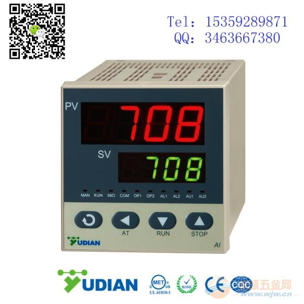 厦门宇电 AI-708EGL1L0S 数显温控器