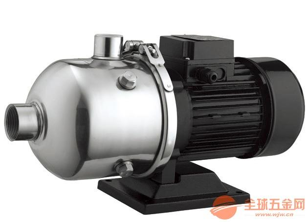 GLCHL不锈钢卧式多级泵