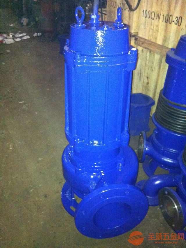 50WQR10-10-0.75热水潜水泵