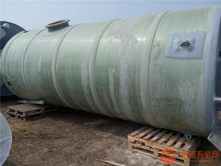 广东省茂名市信宜市玻璃钢一体化预制泵站生产厂家