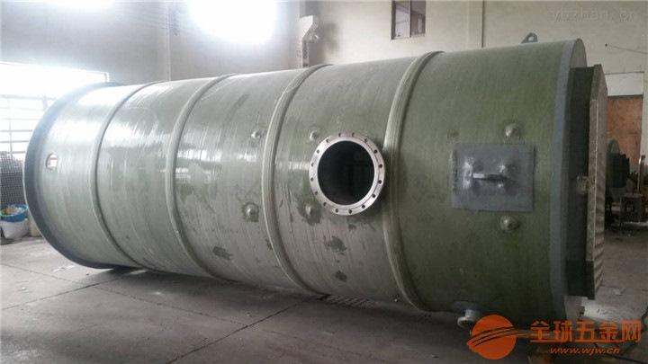 陕西省咸阳市旬邑县玻璃钢一体化预制泵站生产厂家