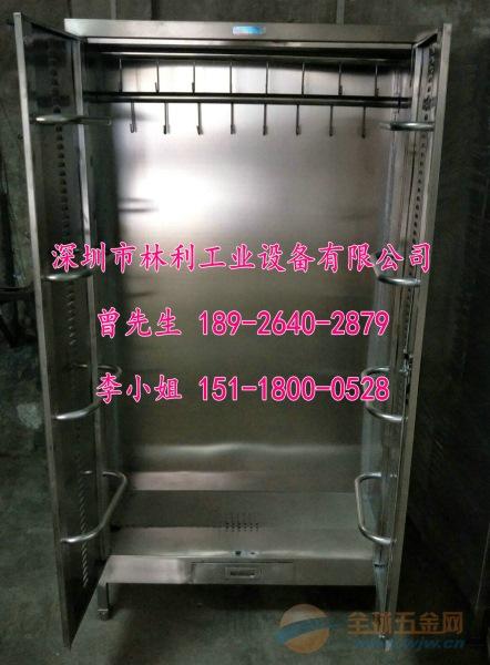 郑州 不锈钢清洁柜 加厚保洁柜 5S工具存放柜