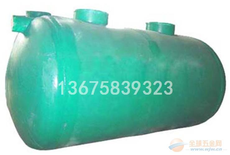 宁都县12立方 5号 玻璃钢化粪池价格报价
