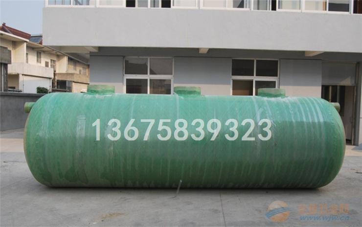 靖安县30立方 9号 玻璃钢化粪池知名品牌