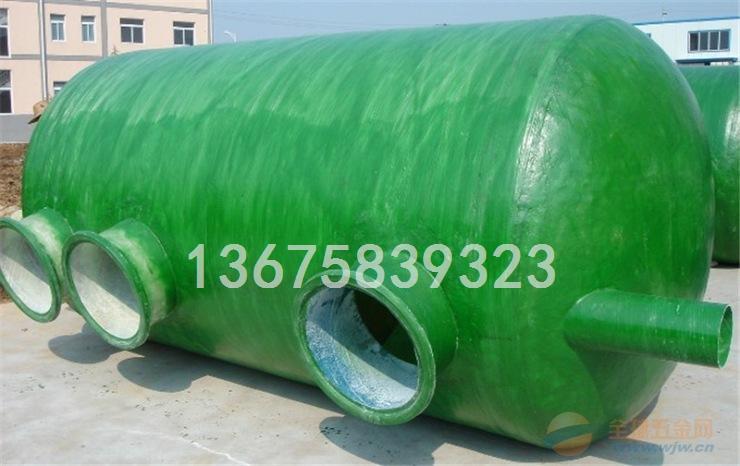 屏南县12立方 5号 玻璃钢化粪池价格是多少
