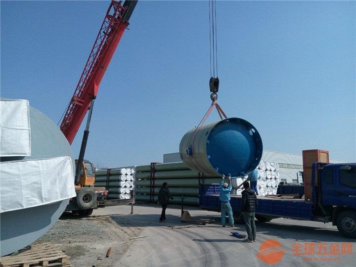 湖南省怀化市靖州苗族侗族自治县玻璃钢一体化预制泵站生