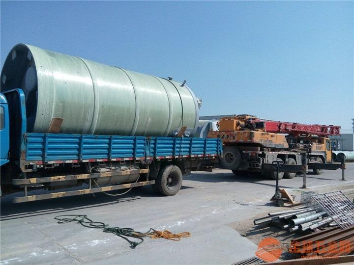 广西壮族自治区柳州市鹿寨县玻璃钢一体化预制泵站厂家