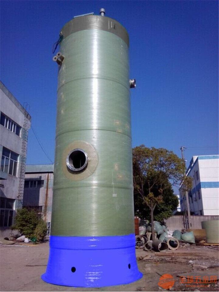 吉林省通化市梅河口市玻璃钢一体化预制泵站生产厂家
