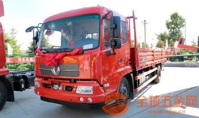 东风商用车 天锦中卡 160马力 4X2 6.75