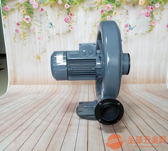 塑料粉碎机专用中压风机CX-100茗豪鼓风机 吸料送料风机