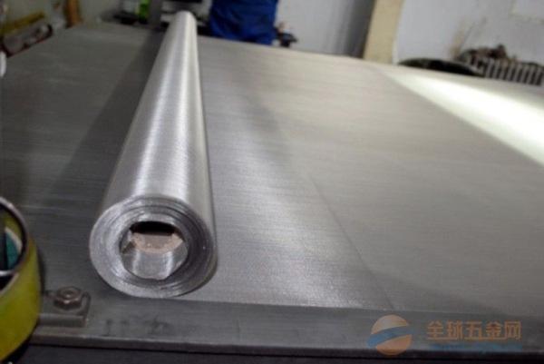 5mm孔径不锈钢过滤网