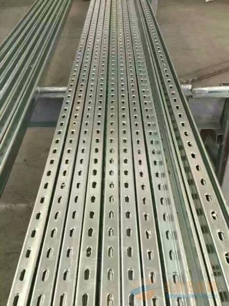 昔阳县双内卷C型钢光伏支架c型钢