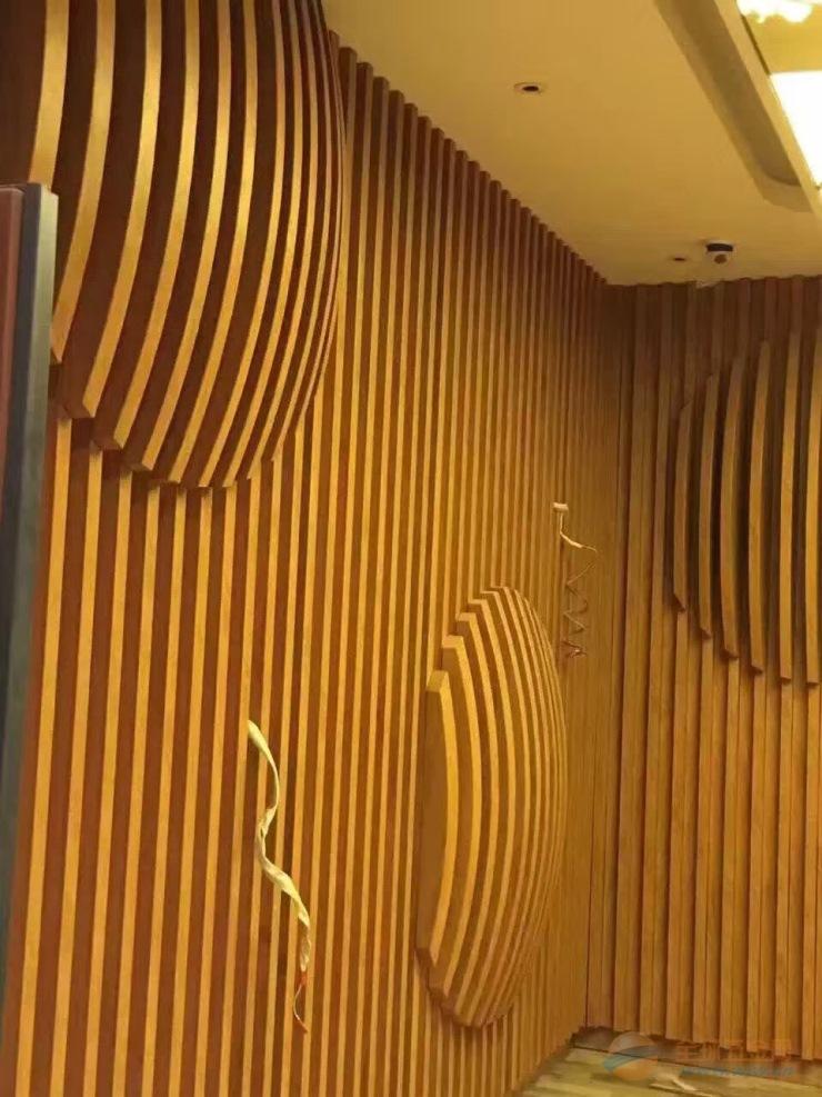 广东木纹铝方通