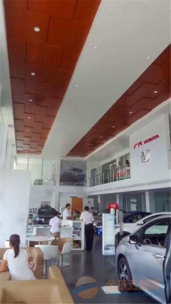梅州市新能源4s店专用铝单板选料精良质量可靠
