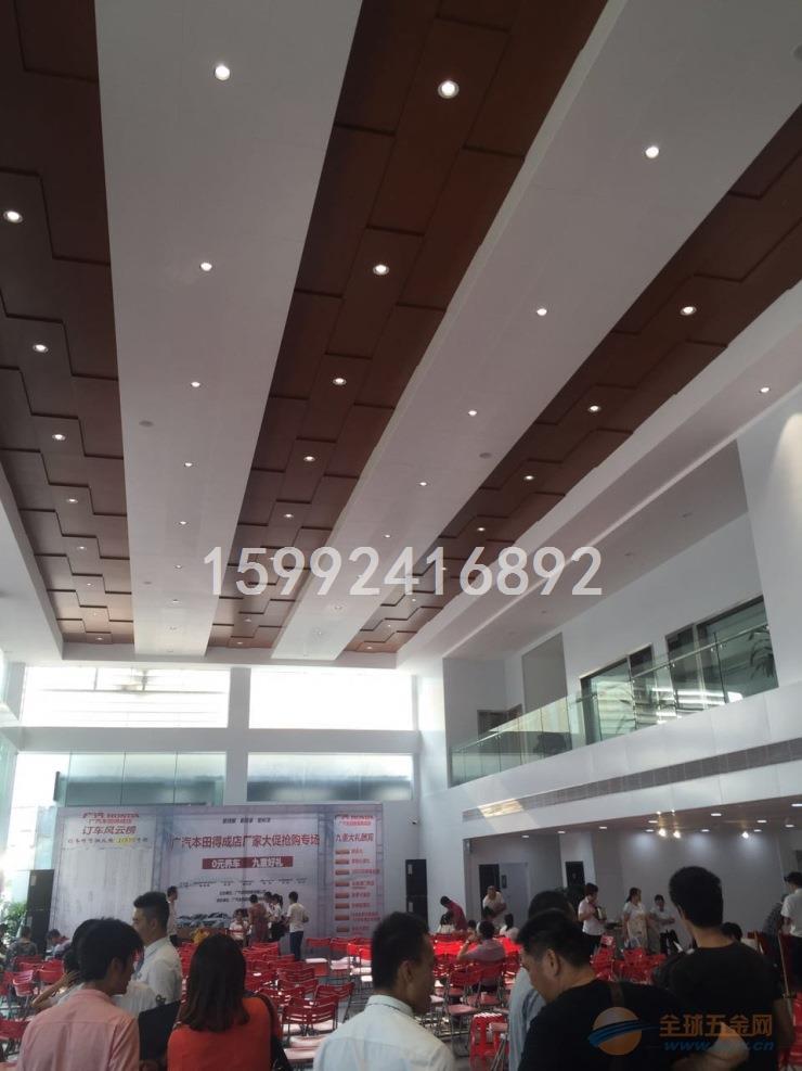 中山勾搭式铝单板吊顶生产厂家