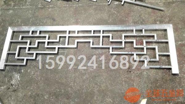 深圳别墅装饰铝窗花定做价格低