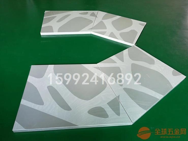 彩绘印花铝单板 3D打印技术加工定制