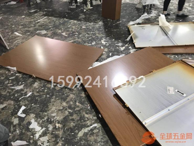 中山出入口木纹铝单板生产厂家