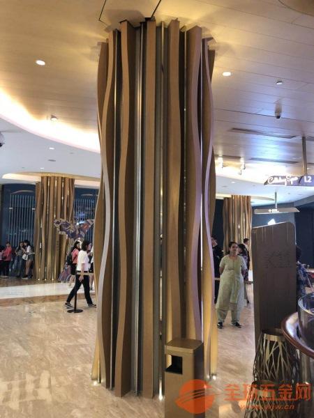广东木纹铝方通隔断厂家专业品质服务一流