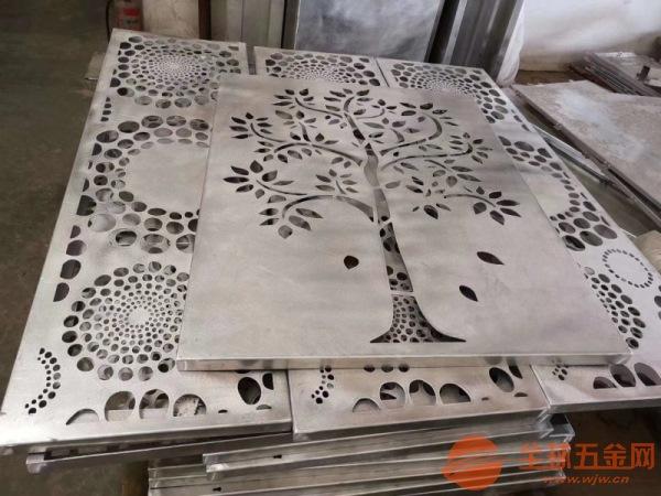 数控雕刻镂空雕花铝单板