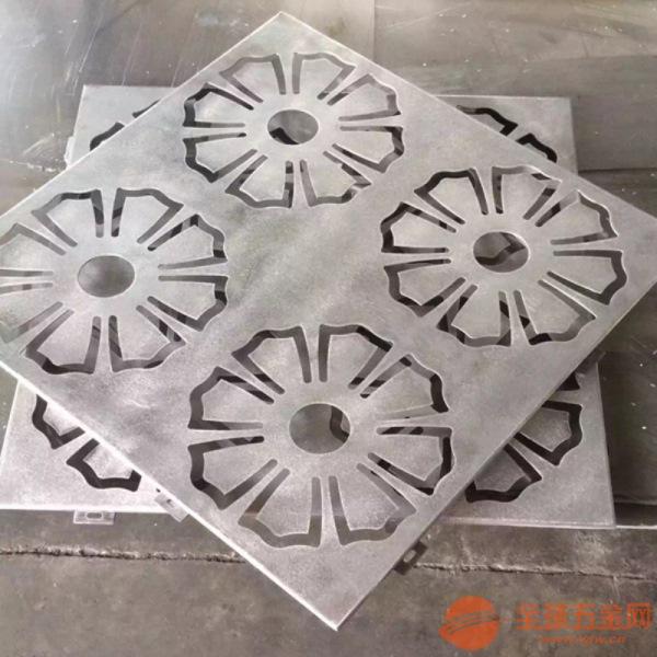 合肥穿孔造型镂空铝单板款式新颖