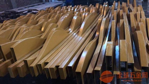 武汉墙身弧形铝方通现在订购优惠多多
