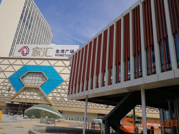 江门工程用铝方通工厂专业化的制造技术