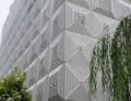 湛江穿孔镂空雕花铝单板厂家专业定制