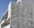 深圳不规则穿孔艺术造型铝单板批发销售厂家